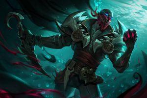 league of legends underwater magic