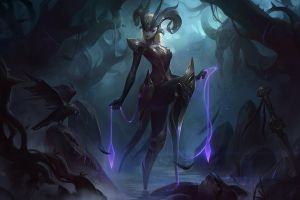 league of legends women video games fantasy girl summoner's rift camille (league of legends) dark