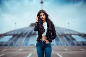 leather jackets belly jeans laura theresa women women outdoors the gap anatoli oskin portrait navels