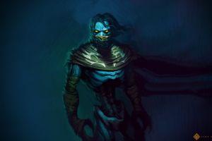 legacy of kain raziel video games soul reaver video game art