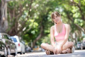 legs crossed women women outdoors urban asian sitting