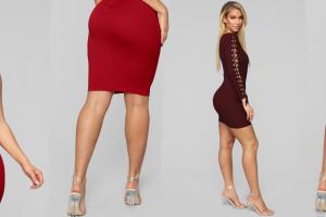 legs minidress high heels tight dress dress blonde women curvy
