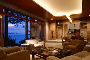 living rooms modern house