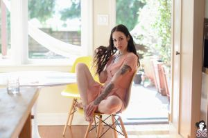 long hair women indoors pornstar women brea suicide suicide girls barefoot tattoo chair