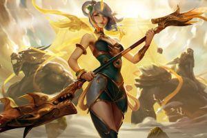 lux (league of legends) league of legends magic