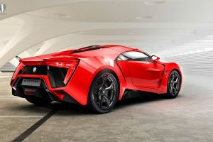 lykan hypersport benoit fraylon vehicle car red cars