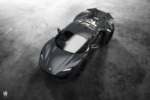 lykan hypersport vehicle benoit fraylon car