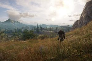 male spartan buck assassin's creed screen shot video games