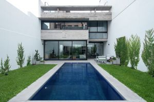 mansions swimming pool modern house architecture luxury homes