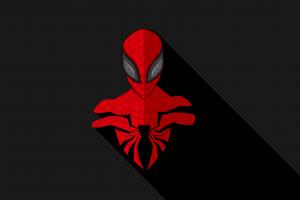 marvel comics comic art dark background digital art dark avengers spider-man