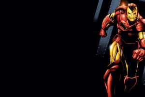 marvel comics comics comic art iron man