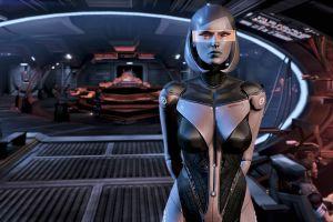 mass effect science fiction mass effect 3 edi