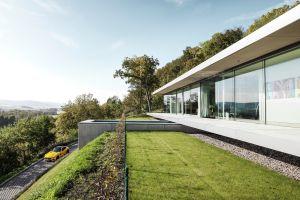 mercedes-amg gt modern mansions luxury homes car mercedes benz garage house architecture