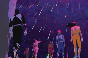 mighty morphin power rangers comic books power rangers