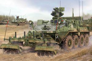 military vehicle artwork