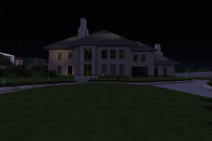 minecraft mansions architecture house