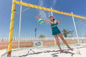 minidress model legs visors brunette feet bare shoulders sergey nibic ponytail dress beach sand gates ball women
