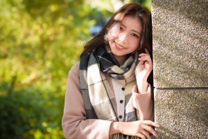 model women outdoors women smiling asian