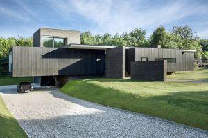 modern house porsche architecture