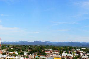 mountains mexico tropical