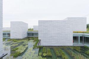 museum architecture landscape