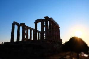 mythology greece poseidon temple architecture