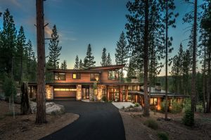 nature mansions trees house forest architecture modern