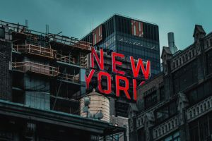 new york city photography building urban