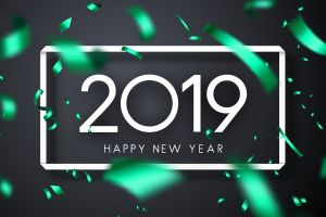 numbers 2019 (year) happy new year new year