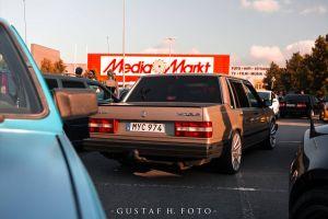numbers sedan gustaf h car swedish cars vehicle sweden volvo volvo 740