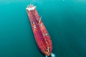oil tanker ship sea