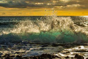 outdoors sea water sky