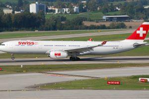 passenger aircraft aircraft airplane runway