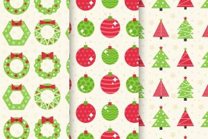 pattern christmas texture