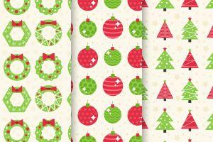 pattern christmas texture