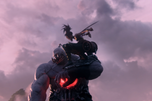 pc gaming creature cinema 4d league of legends render