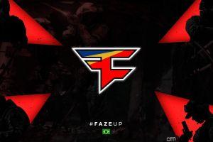 pc gaming red faze clan logo