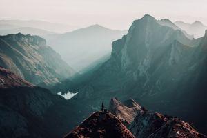 peak mountains switzerland