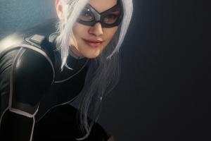 playstation 4 marvel comics spider-man black cat (character) video games