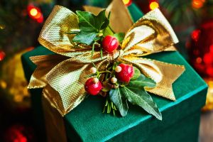 presents holiday christmas christmas ornaments