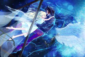 rachel gardner angels of death satsuriku no tenshi anime isaac foster
