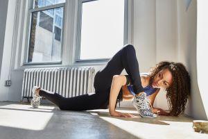 radiator women women indoors fitness model flexible