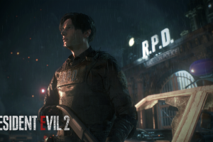 resident evil 2 leon kennedy video games games art