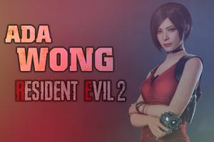 resident evil resident evil 2 video game art video games ada wong asian