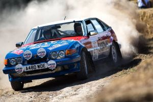 rover british cars race cars dust rally
