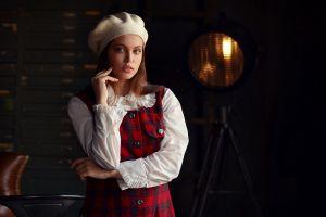 sergei tomashev women model portrait