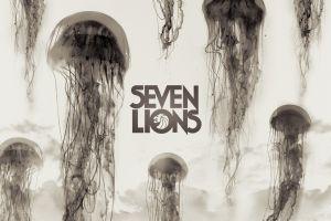 seven lions sepia music jellyfish