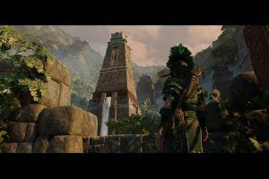 shadow of the tomb raider square enix eidos interactive lara croft video games