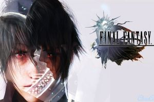 simple background noctis final fantasy xv video games