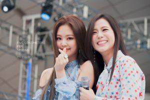 smiling jisoo (blackpink) blackpink women k-pop jennie (blackpink)